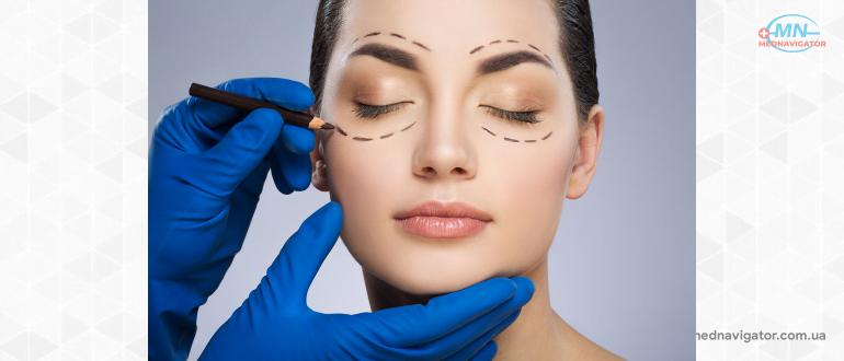 Наиболее популярные процедуры, выполняемые пластическими хирургами