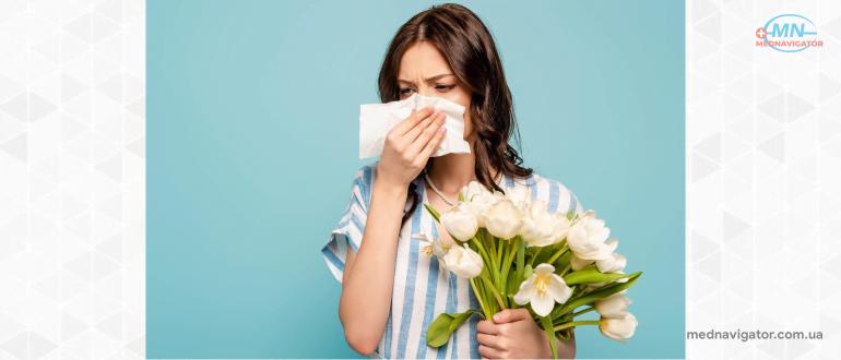 Как отличить простуду от аллергии