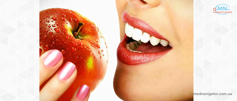 Здоровые зубы: что можно и что нельзя